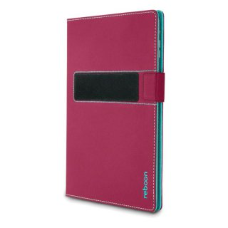 booncover L2, pink, z.B. passend für Xperia Z4 Tablet, Galaxy Tab 2 10.1...
